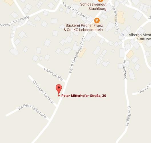Google Maps Haus Herta